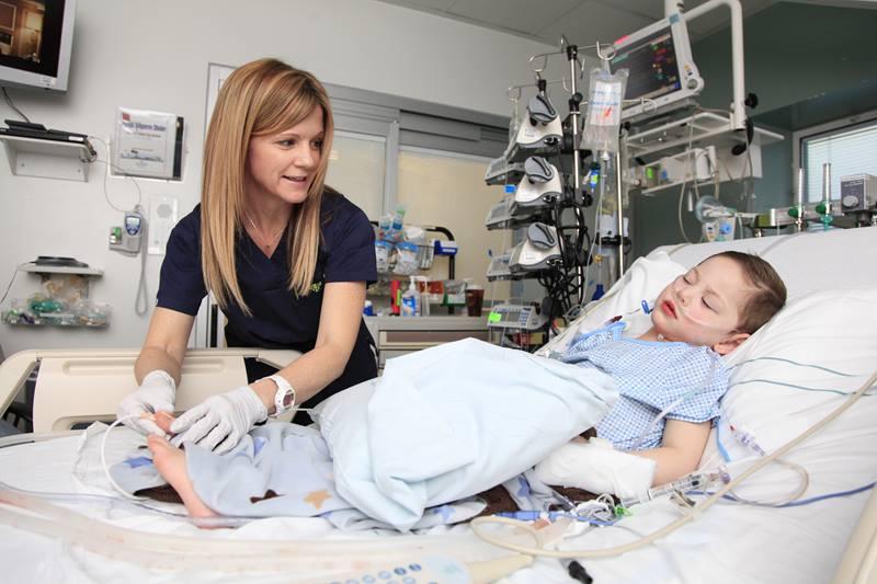 la chirurgie pediatrique
