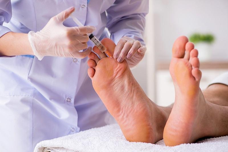 soins podologiques